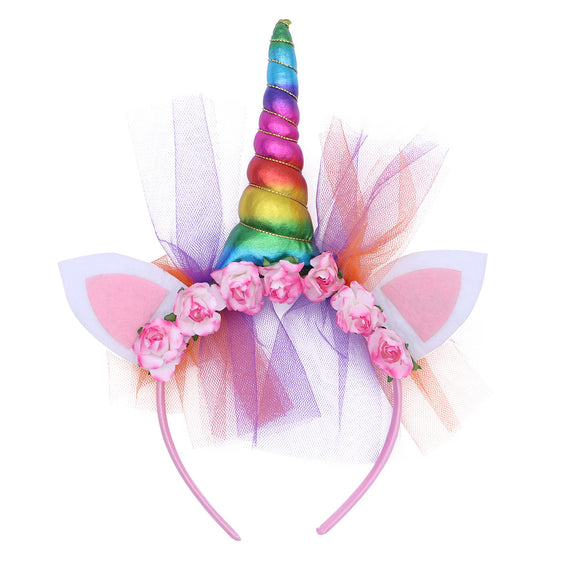 Child Unicorn Headband