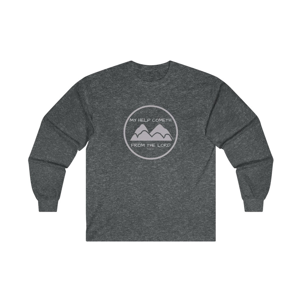 Psalm 121:2 Ultra Cotton Long Sleeve Tee
