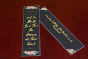 Psalm 37:4 Bookmark