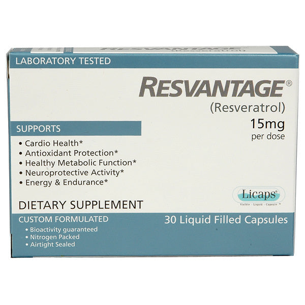 Resvantage® - Resveratrol Supplement (Human) - Animal Naturals Australia