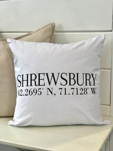 Hometown Pillows