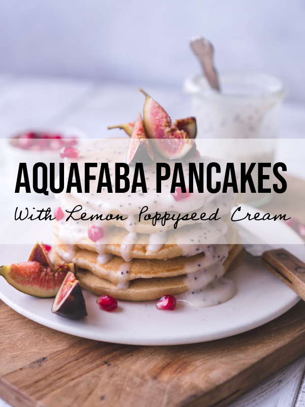 What The Heck Is Aquafaba? And Why These Pancakes Are Everything.