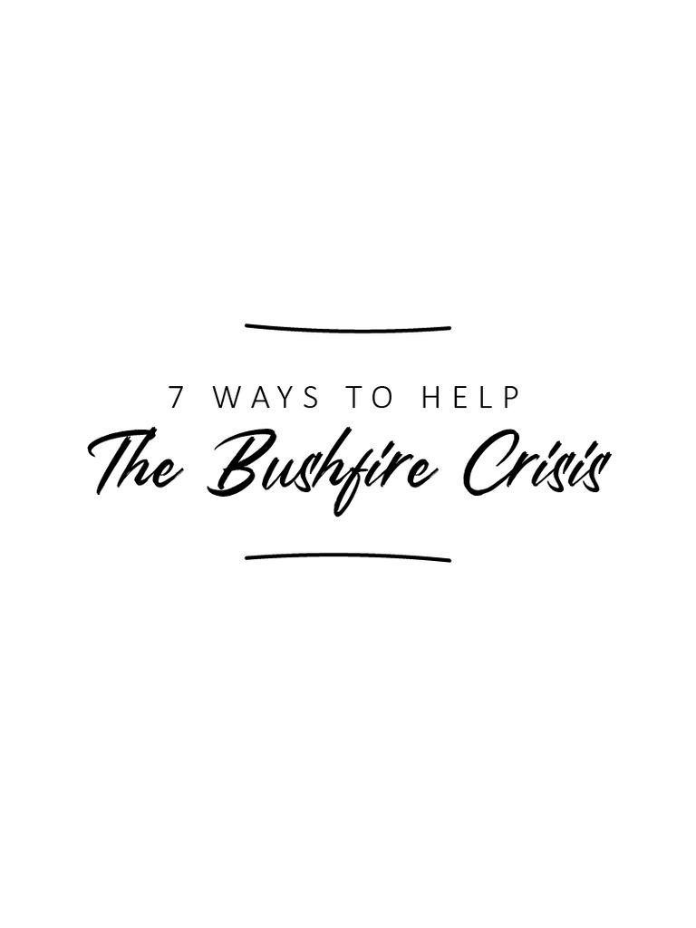 7 Ways To Help If You're Feeling Helpless About The Australian Bushfires