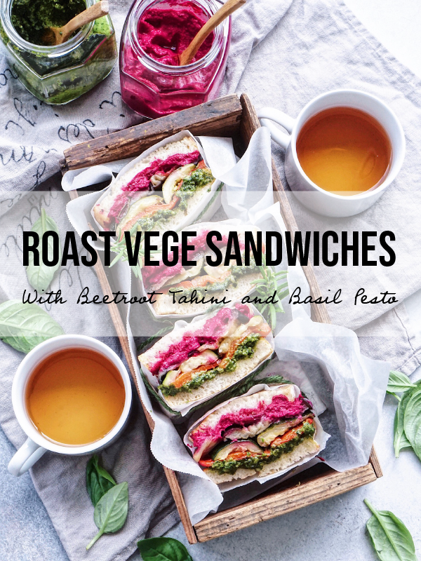 Vegetable Sandwiches That Will Make You Rethink Vegetables