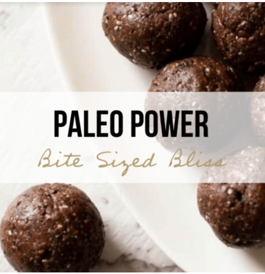 Paleo Power Balls