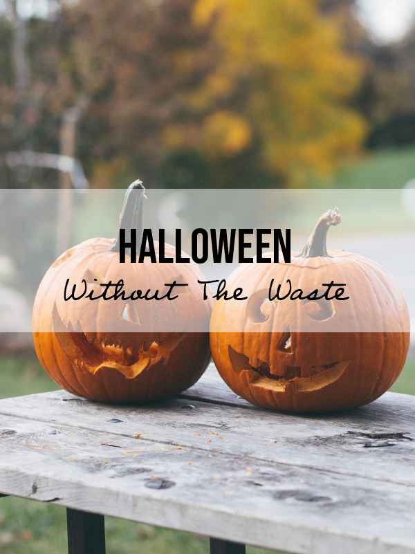 Our Top Treats for a Waste Free Halloween