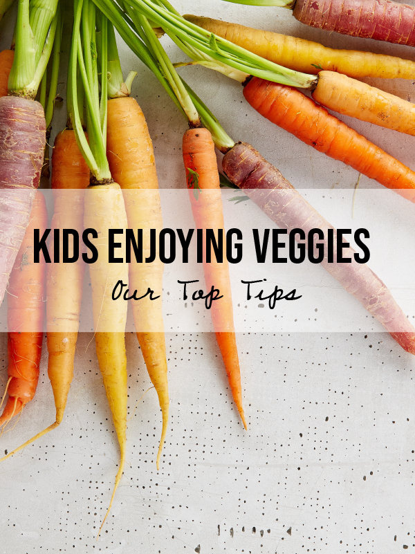 How To Get Your Kids To Eat More Vegetables
