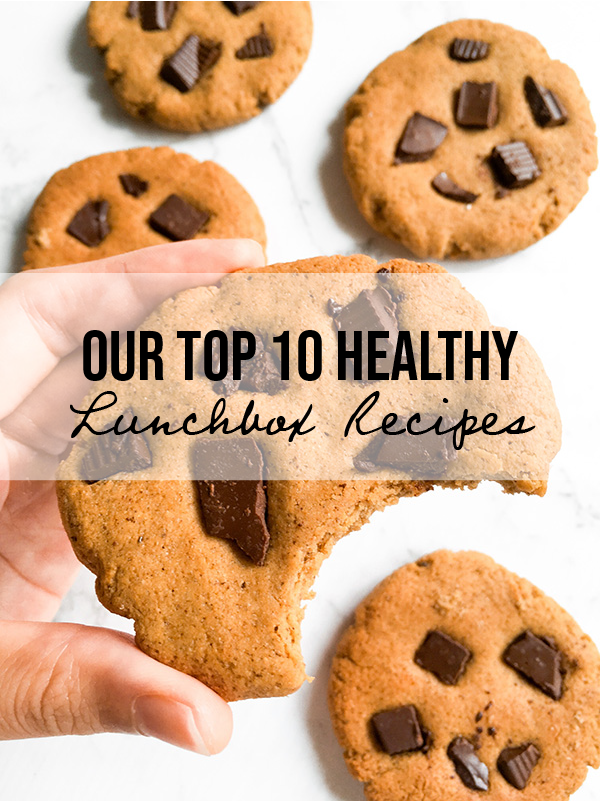 Top 10 Healthy, Nut-Free Lunchbox Recipes