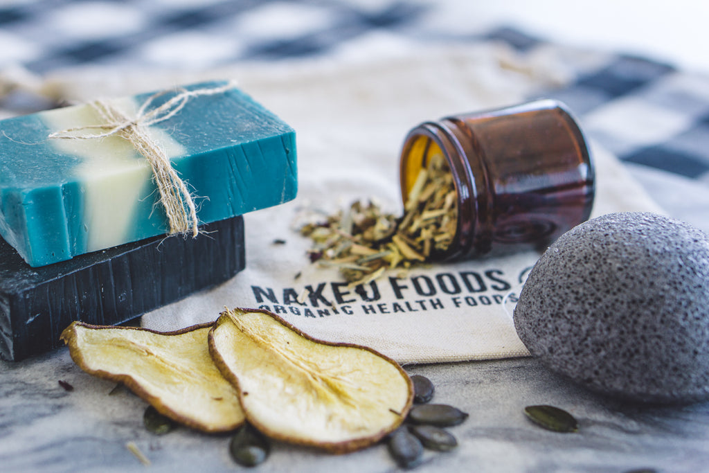DIY Natural, Zero-Waste Shaving Butter