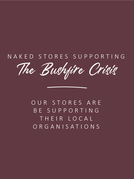 Naked Foods Supporting The Australian Bushfire Emergency