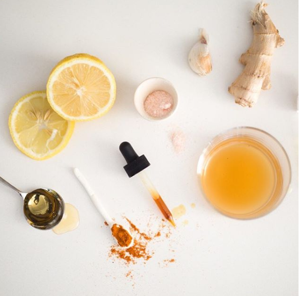 An All-Natural Zero Waste Cold Remedy