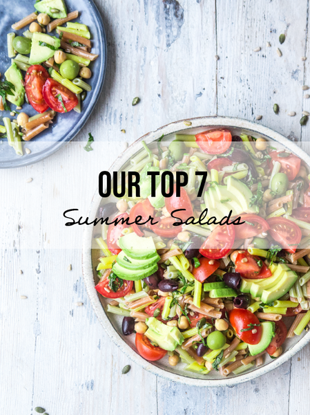 Top 7 Summer Salads