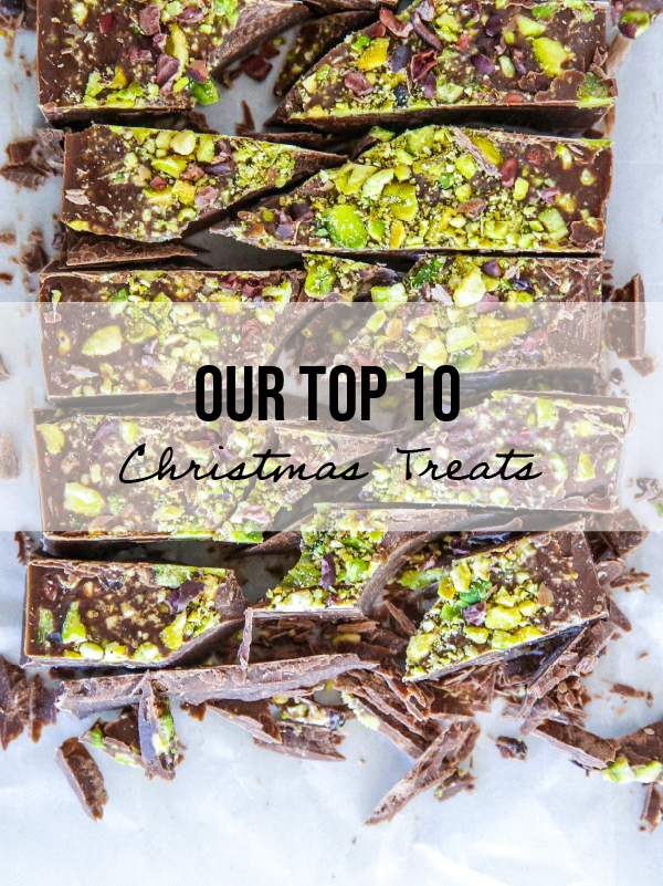Top 10 Christmas Treats