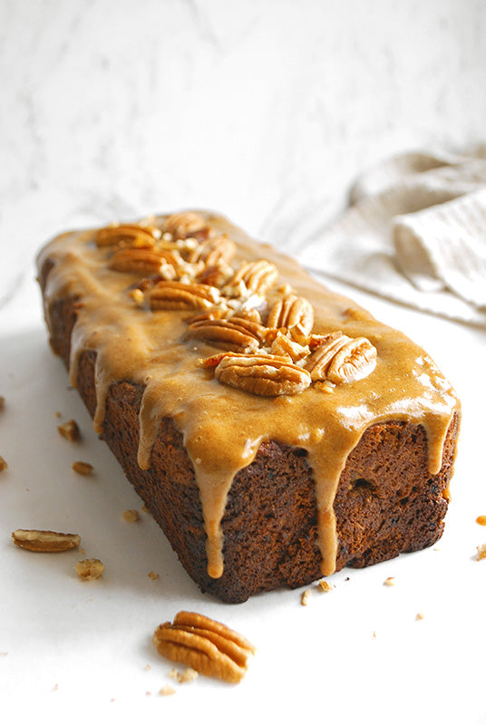 naked foods sticky date pecan loaf