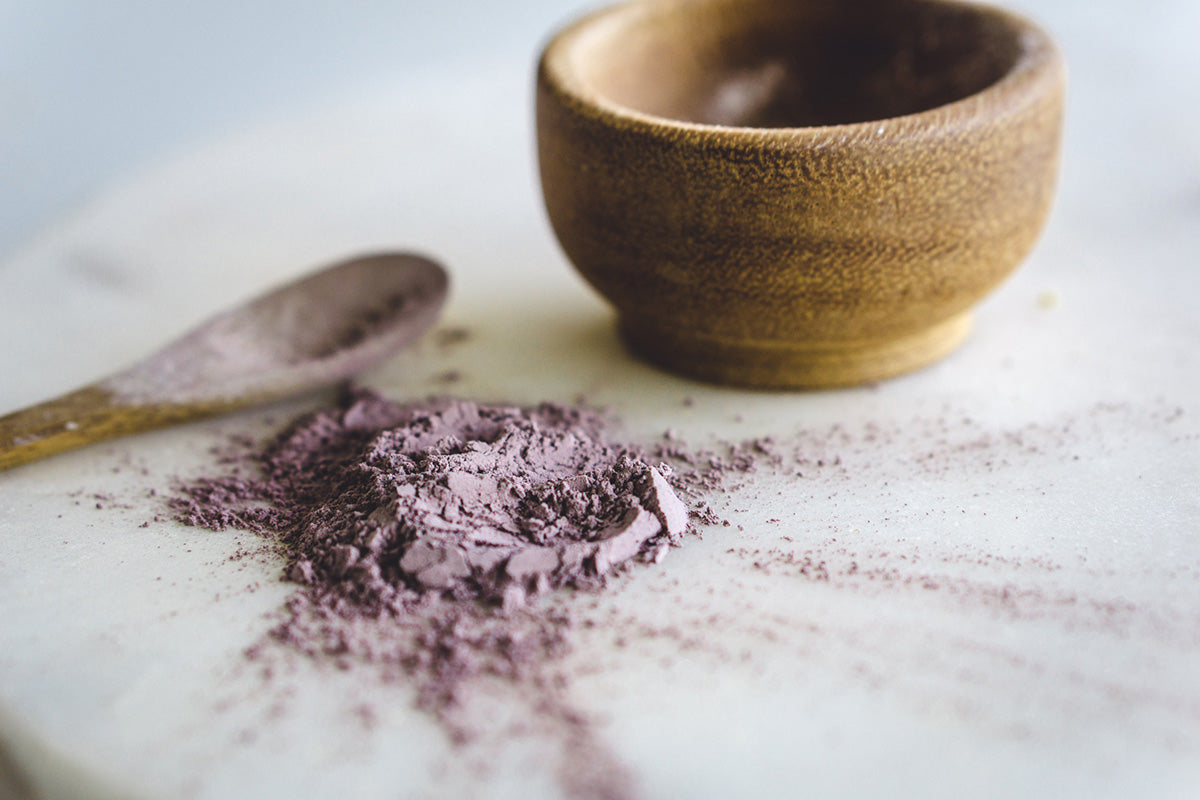 Purple Brazilian Clay
