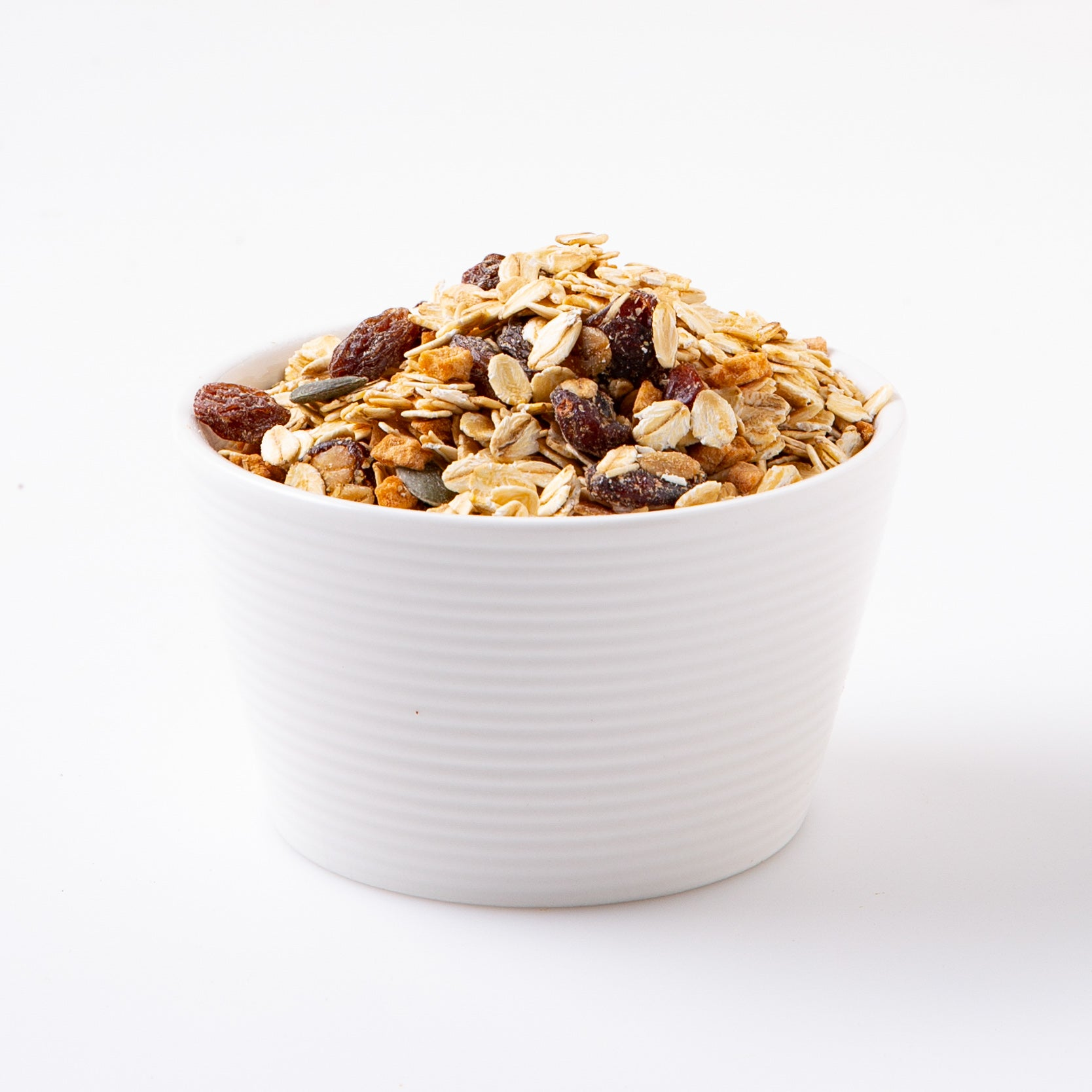 Organic Apple and Cranberry Muesli