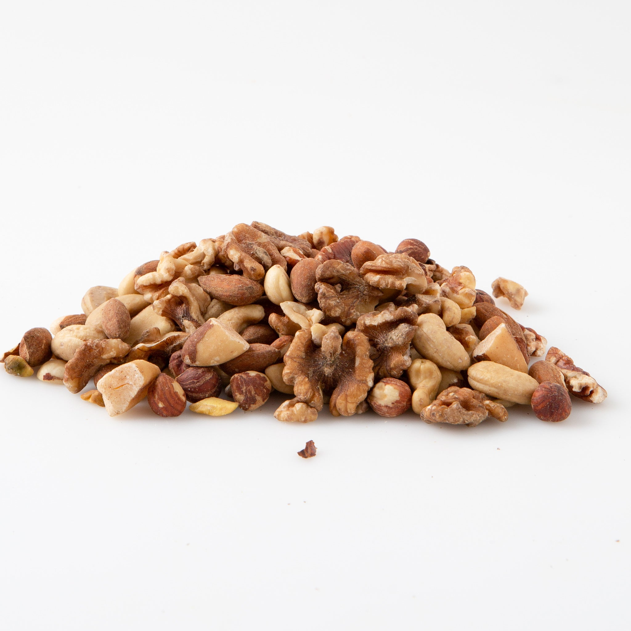 Roasted Unsalted Nut Mix - No Peanuts
