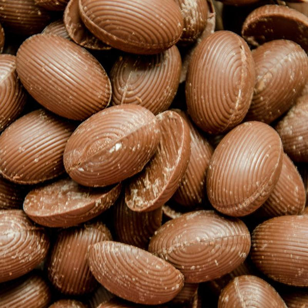 Solid Cashew Mylk Chocolate Easter Eggs