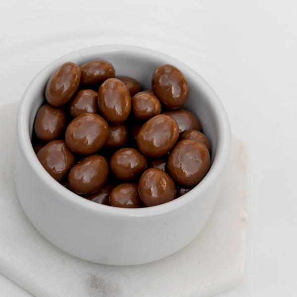 MILK CHOCOLATE SULTANAS