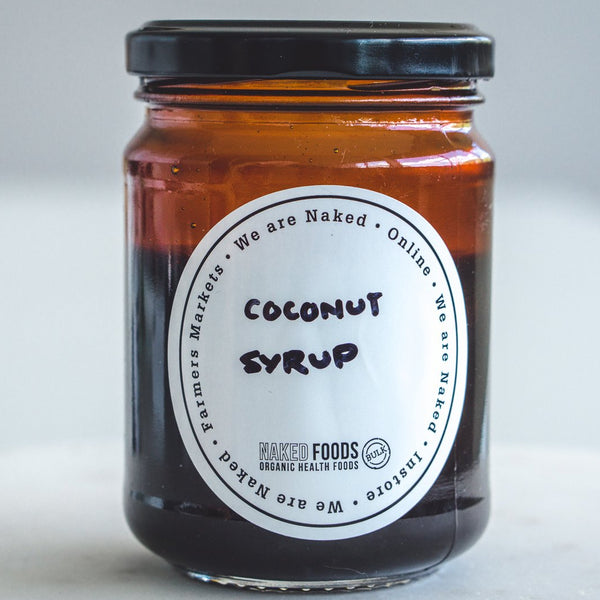 ORGANIC COCONUT SYRUP