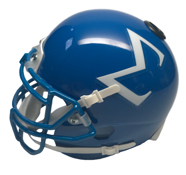 Phi Beta Sigma Miniature Football Helmet