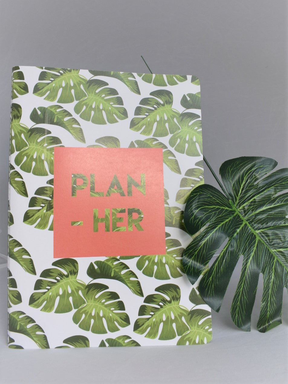 PLAN-HER Quarterly Planner (A4)
