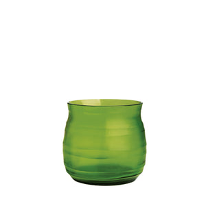 Mathura Small Vase - Lemon Green