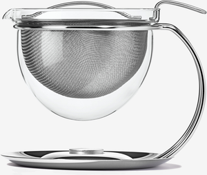 Filio Teapot with Integrated Warmer - 1.5 litre
