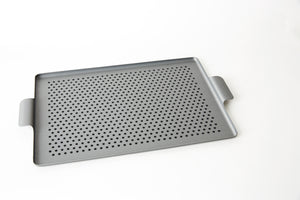 Large Tray With Rubber Grip