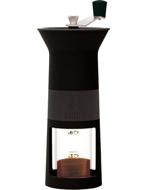 Manual Coffee Grinder, Black