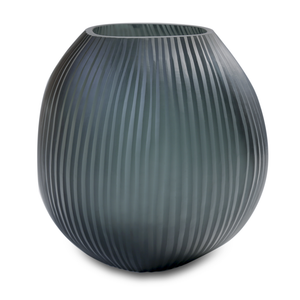 Nagaa Medium Vase - Dark Indigo