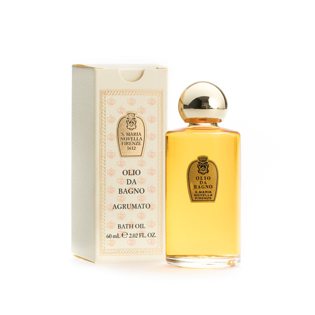 Bath Oil Citrus / Agrumato, 60ml