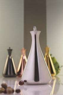 Belly Stainless Steel Cruet/ Oil Bottle, 500ml