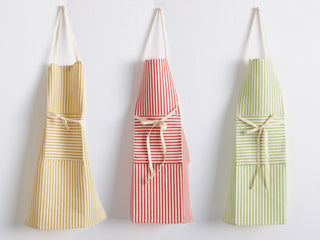 Melograno Apron with Pocket