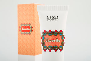 Favorito - Red Poppy, Deco Hand Cream, 50ml