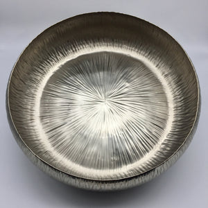 Mandoon Small Bowl - Brass Nickel