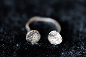 Double Nail Ring