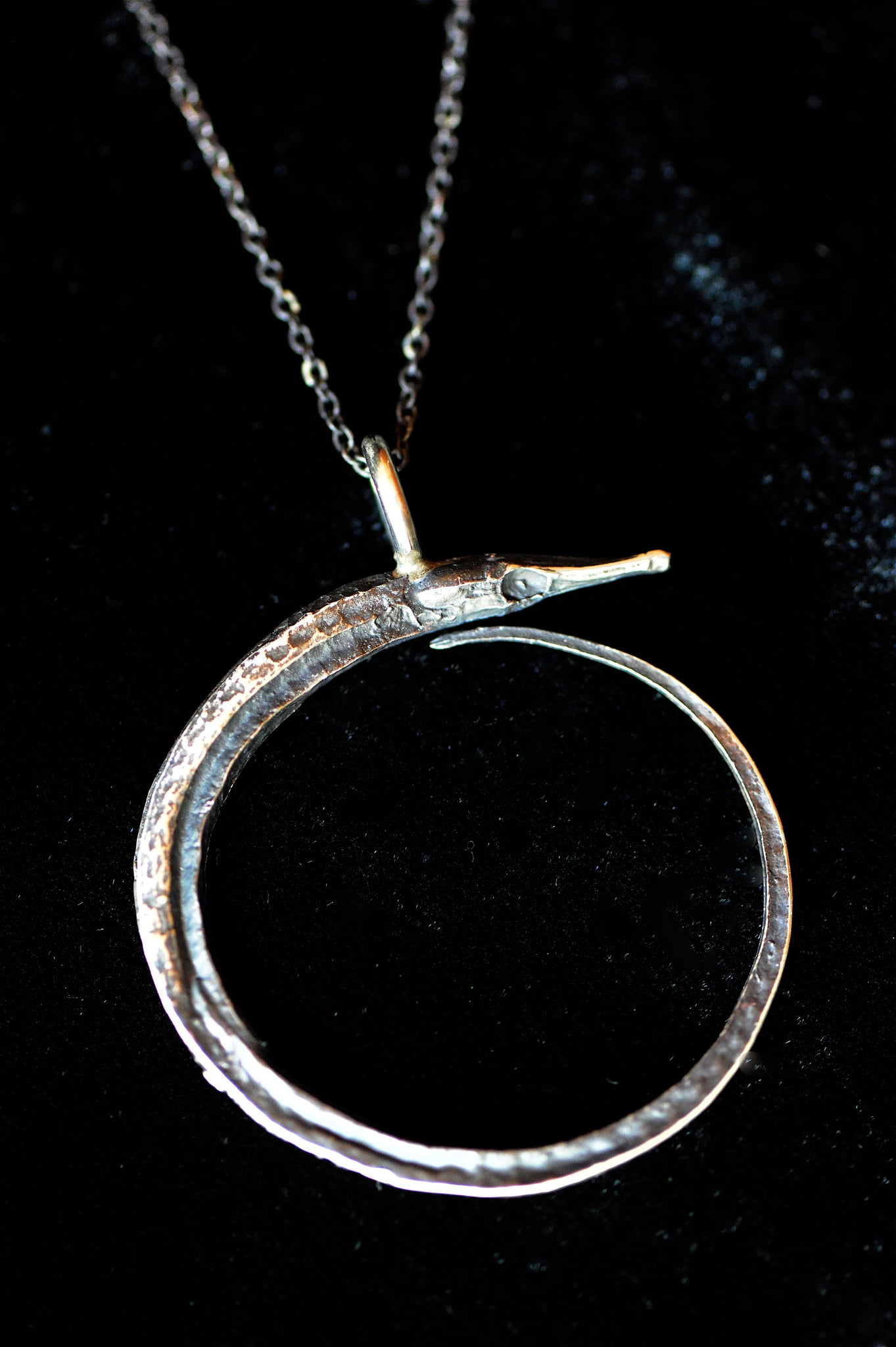 Pipefish Necklace