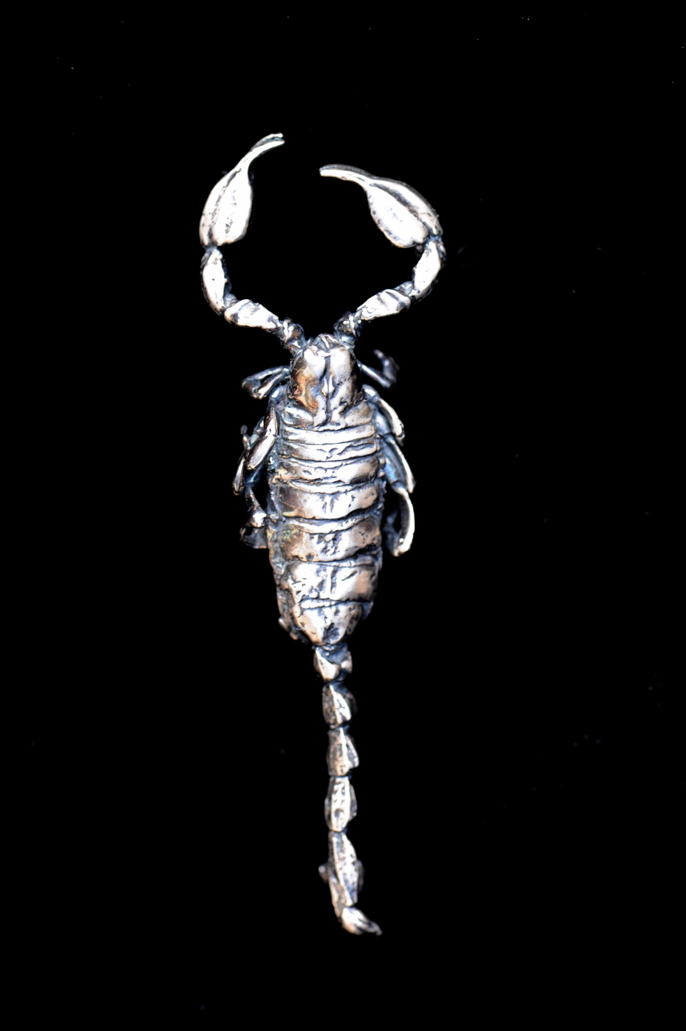 Scorpion Brooch