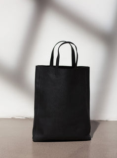 Leather Tote Briefcase
