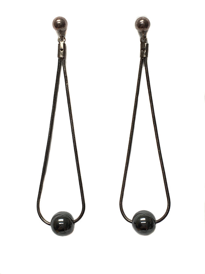 """DARKDROP"" Earrings"