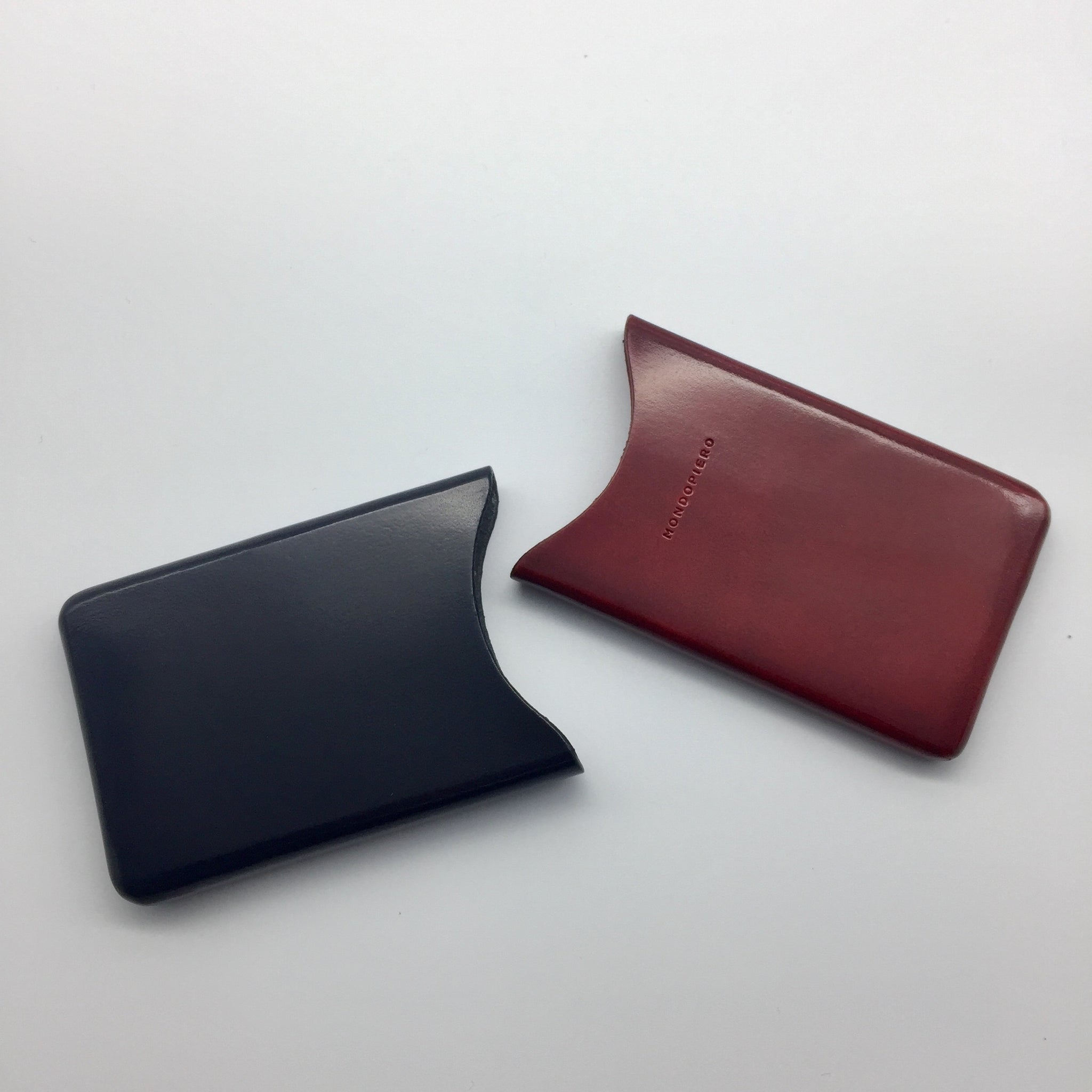 Slide Business Card Case