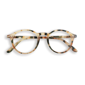 Reading Glasses, D - light tortoise