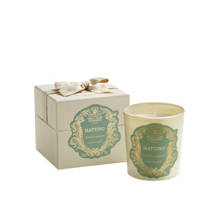 Mattino Morning Scented Candle, 200g