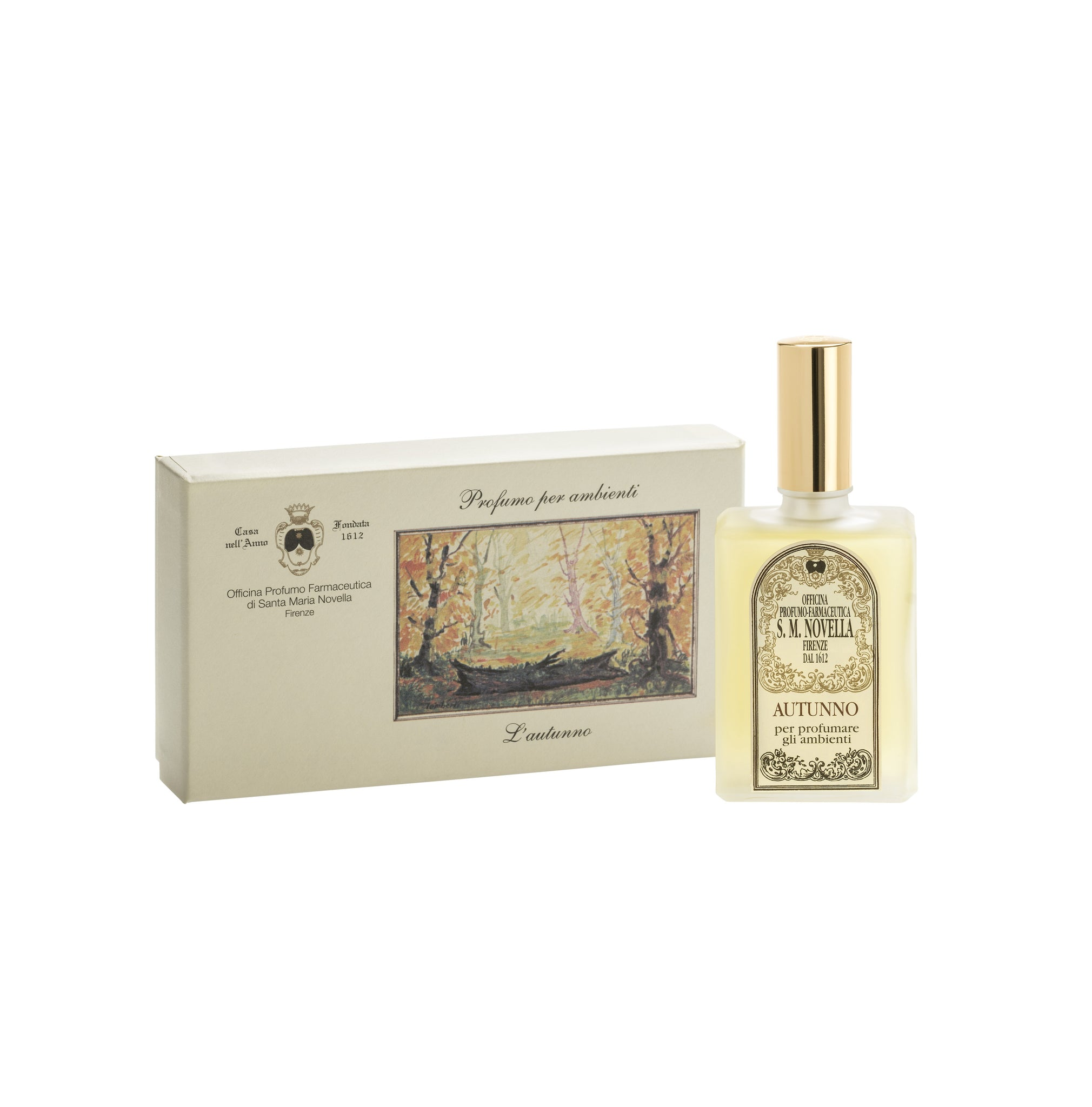 Air Freshener - Autumn (L'autunno), 100ml