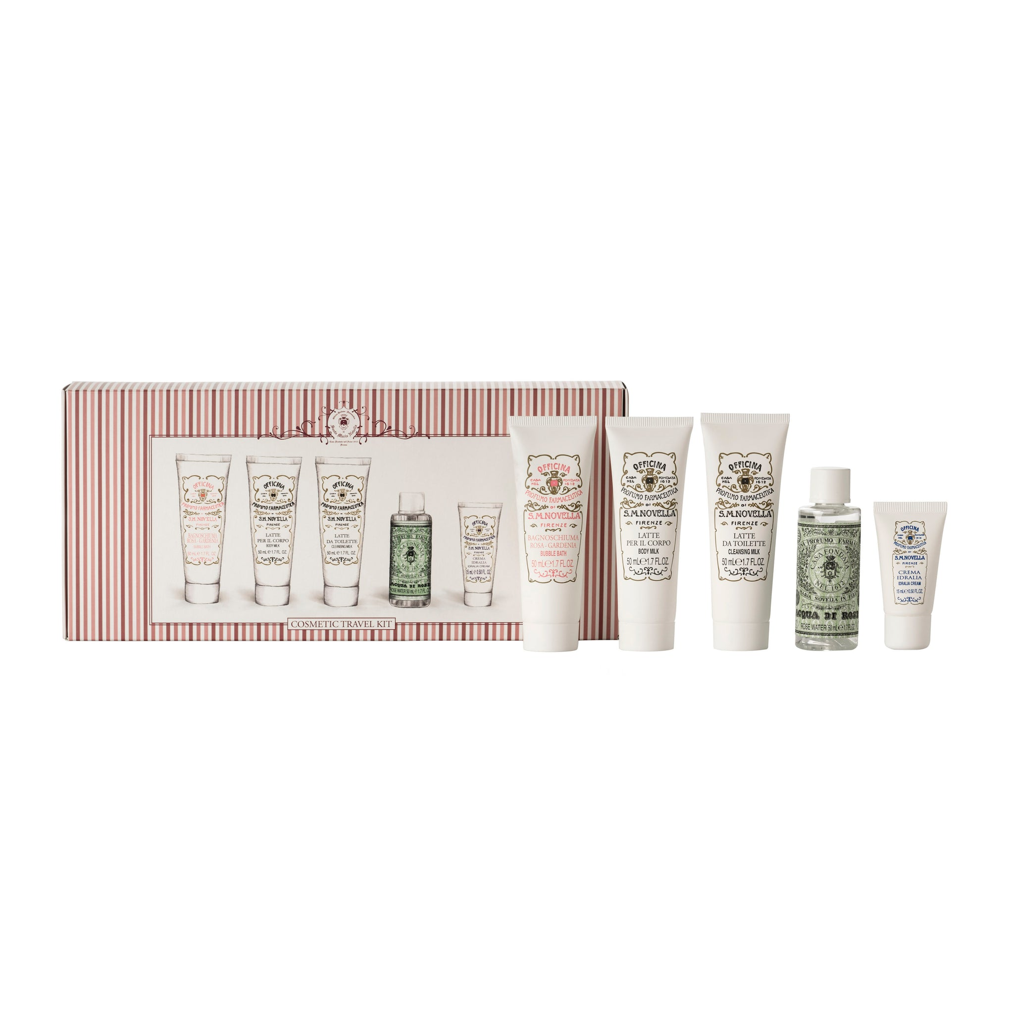 Cosmetic Travel Kit For Women