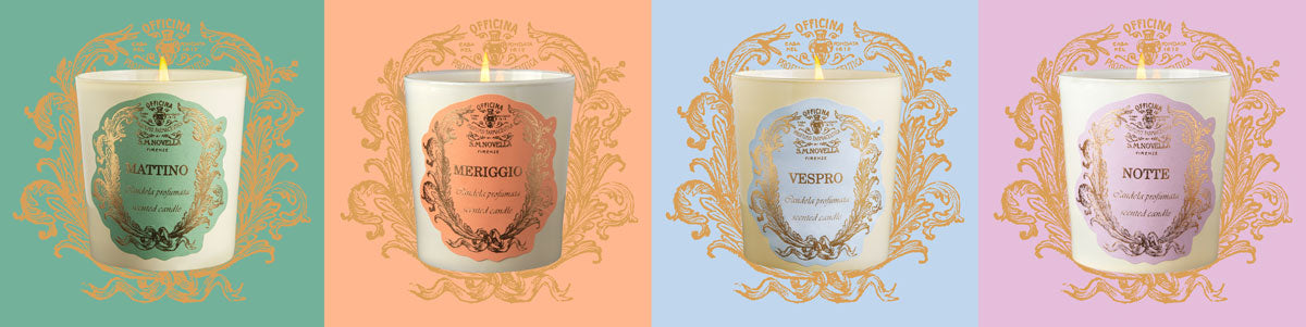 Meriggio Afternoon Scented Candle, 200g