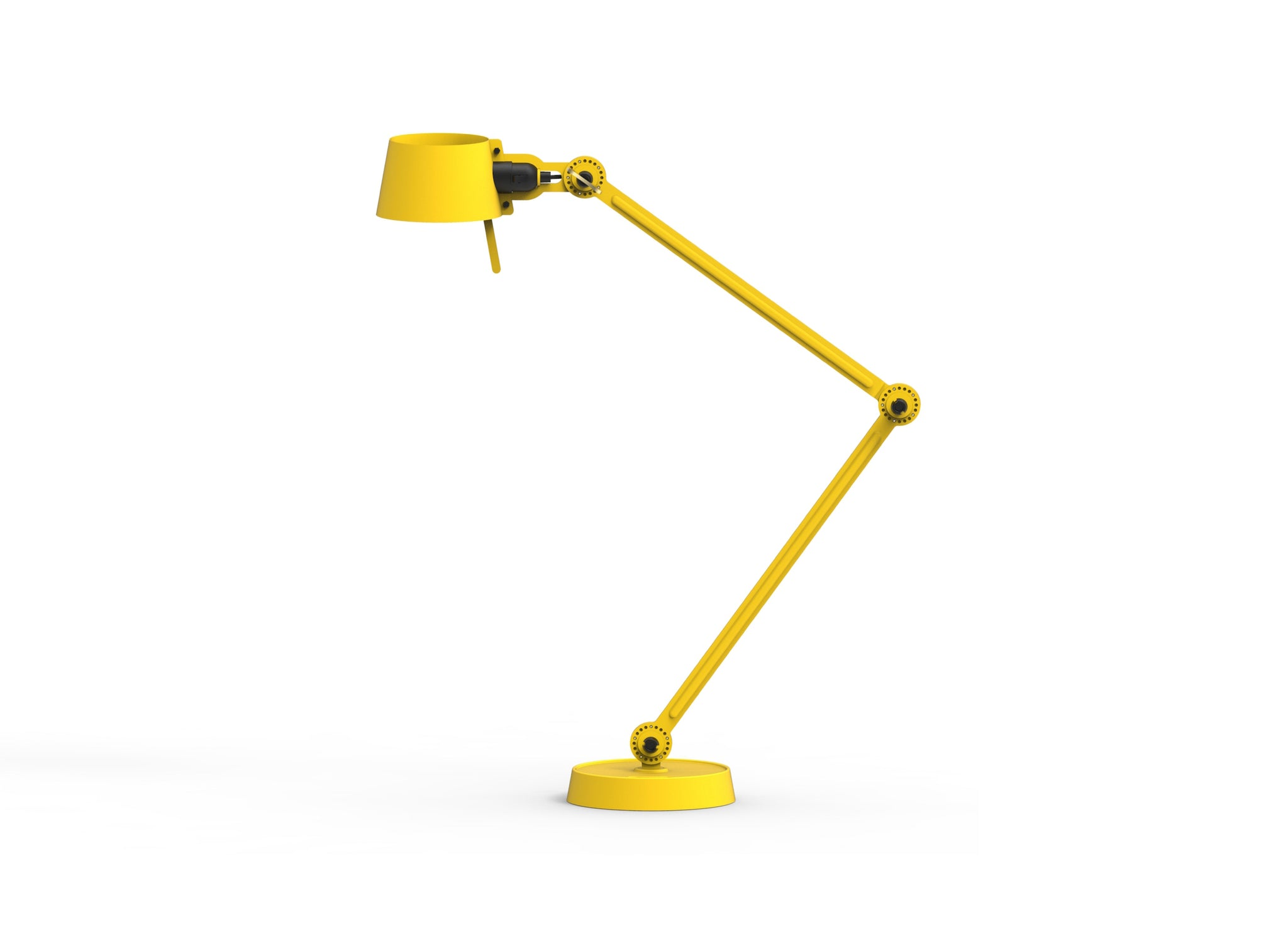 Bolt Desk 2Arm Lamp with Foot