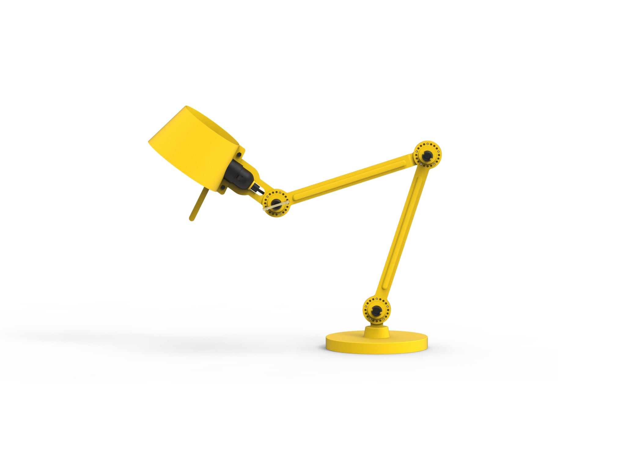 Bolt 2Arm Small Desk Lamp with Foot