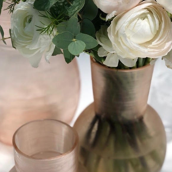 Yeola Small Vase - Rose